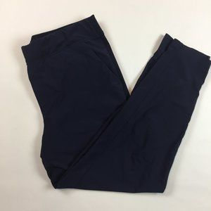 Athleta 198671 Brooklyn Ankle Pants 14 XL Q3-3